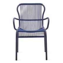 Loop Rope Dining Chair - Indigo