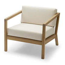 Virkelyst Deep Chair - Eggshell