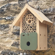 Solitary Bee Barn