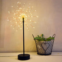 Allium Table Light - Black