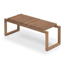Cutter Teak Bench 120cm