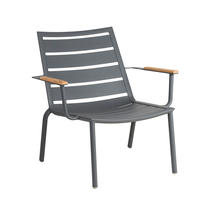 Fresco Outdoor Lounge Chair Flint