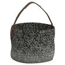 Deco Basket- Graphite Ombre