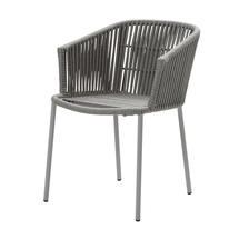 Moments chair, stackable - Grey