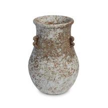 Urn Styled Aged Porcelain Pot