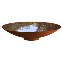 Water Pool 150cm - Corten Steel