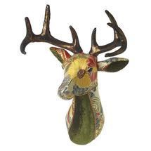 Baroque Highland Stag Head Wall Decoration