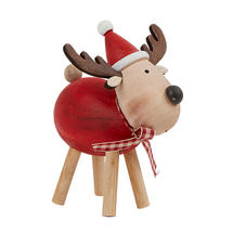 Douglas the red Reindeer - Decoration