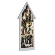 House of Winter Foliage LED Decoration