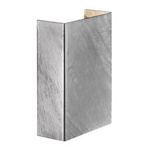 Fold 10 Outdoor Wall Light - Galvanised
