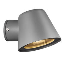 Aleria Outdoor Down Light - Grey