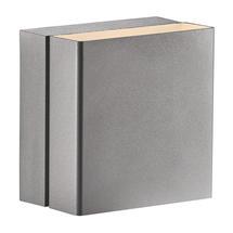 Turn Outdoor Wall Light  - Grey