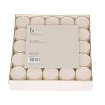 50 Soft White Tealights