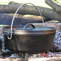 Dutch Oven Cooking Pot