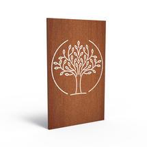 Corten Panel - Mulberry Tree