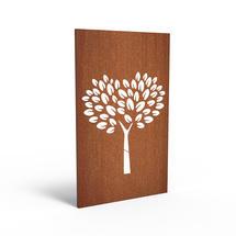 Corten Panel - Pear Tree