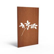 Corten Panel - Leaf