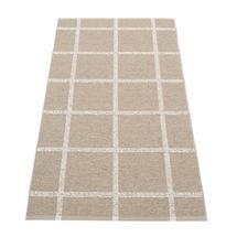 Ada - Dark Linen / Stone Metallic - 70 x 150