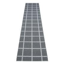 Ada - Granit / Grey Metallic - 70 x 375