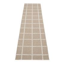 Ada - Dark Linen / Stone Metallic - 70 x 300