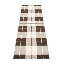 Ed - Dark Brown / Linen / Vanilla - 70 x 240