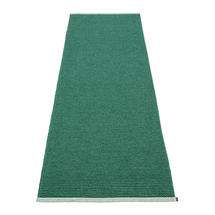 Mono - Dark Green / Jade - 70 x 200