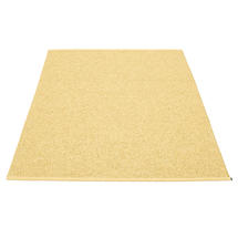 Svea Gold Metallic / Pale Yellow - 230 x 320cm