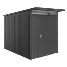 Garden Shed AvantGarde - Size A3 with Standard Door - Metallic Dark Grey