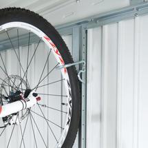 BikeMax Bicycle Hanger - Europa Shed - 2 Piece Set