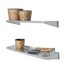2x Shelves for Garden Sheds - 24.5cm - Medium