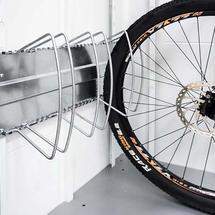 BikeHolder - Bicycle Holder for 3 Bikes - Garden Sheds / HighBoard