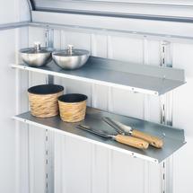 Shelf Set including 2x Support Rails - StoreMax 190