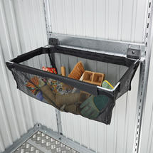 Suspension basket with Rail