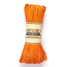 Raffia - Orange