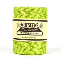 Spool of Twine - Lime Green