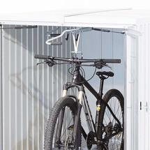 Bicycle storage rail, extendable, MiniGarage