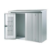 Door package for WoodStock 230 metallic silver