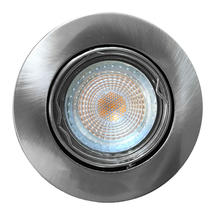 Mixit Downlight - Brushed Steel