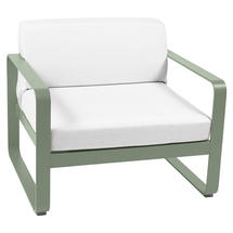 Bellevie Outdoor Armchair - Cactus/Off White