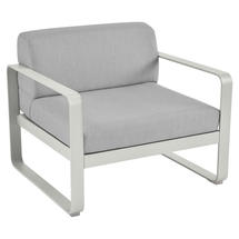 Bellevie Outdoor Armchair - Clay Grey/Flannel Grey