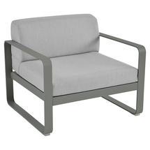 Bellevie Outdoor Armchair - Rosemary/Flannel Grey