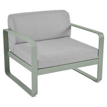 Bellevie Outdoor Armchair - Cactus/Flannel Grey