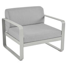 Bellevie Outdoor Armchair - Steel Grey/Flannel Grey