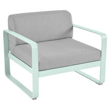 Bellevie Outdoor Armchair - Ice Mint/Flannel Grey