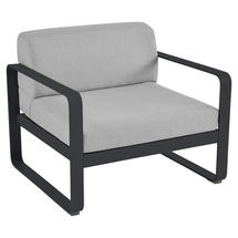 Bellevie Outdoor Armchair - Anthracite/Flannel Grey