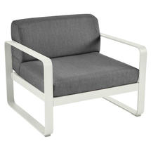 Bellevie Outdoor Armchair - Clay Grey/Graphite Grey