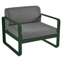 Bellevie Outdoor Armchair - Cedar Green/Graphite Grey