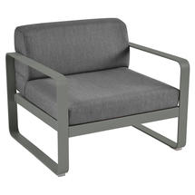 Bellevie Outdoor Armchair - Rosemary/Graphite Grey