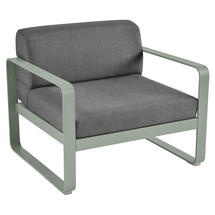Bellevie Outdoor Armchair - Cactus/Graphite Grey