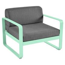 Bellevie Outdoor Armchair - Opaline Green/Graphite Grey